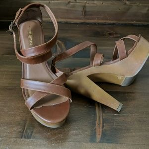 Adorable! Mossimo Summer Sandal Heels